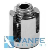 Buy cheap Stainless Steel Wire Net Clip (Cross Wire Rope Clip) from wholesalers