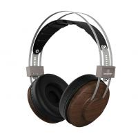 Buy cheap VA800Langsdom FA800 Wooden Hi-Fi Headphone Noise Cancelling Extremely Soft Earmuffs from wholesalers