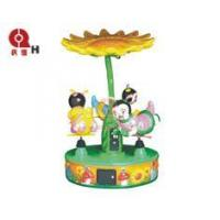 Buy cheap Colorful Bees Trio Mini Merry Go Round QHC-10 from wholesalers