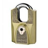 Buy cheap Excellent Quality Zinc Alloy Shackle Half Protected Vane Key Padlock from wholesalers
