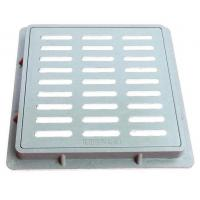 Buy cheap FRP gully gratings FRP/GRP Gully Grates (500x500-A50) from wholesalers
