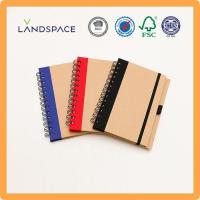Buy cheap Recycled Spiral Bound Notebooks from wholesalers