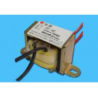 Buy cheap Iron core transformer 6V400mA from wholesalers