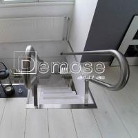 Buy cheap Finland Steel-Wood Stairs Engineering from wholesalers