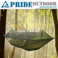 Buy cheap Hot Sale Hanging Sleeping Hammock Tree Tent Travel Mosquito Net Hammock from wholesalers