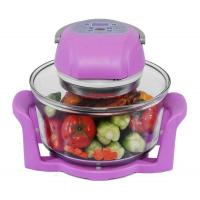 Buy cheap Halogen Oven KM-806B Purple from wholesalers