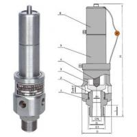 Buy cheap Type AQ-20 Air Compressor safety valve from wholesalers