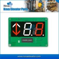 Buy cheap Segment LCD Display, Otis Elevator Spare Parts, Elevator Display Board, Lift Display Module from wholesalers