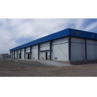 Buy cheap Steel Structure Buildings Metal Shed for Prefab House from wholesalers