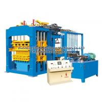 Buy cheap QT10-15 fully automatic block machine from wholesalers