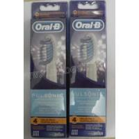 Buy cheap Braun Oral-B Brush heads Oral-B Pulsonic S32-4 electric toothbrush heads from wholesalers