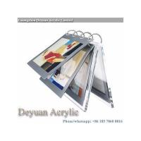 Buy cheap Fashion acrylic calendar stand custom made from wholesalers