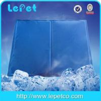Buy cheap manufacturer wholesale re-usable gel+sponge dog cooling mat cool gel pad from wholesalers