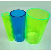 Buy cheap High quality color solid acrylic tube / opaque acrylic tube from wholesalers