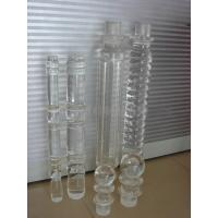 Buy cheap best price custom design staircase clear acrylic rods for interior decoration product
