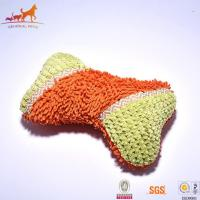 Buy cheap Puppy Chew Toys Plush Dog Toy Pillow Shape Dog Toy from wholesalers