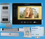 Buy cheap BS-Z-2700B+28T Video Door Phone /Camera/Maglock from wholesalers