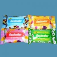 Buy cheap MEDICAL DRESSING AND BAN... High Quality Facial Make-up Cleansing Wet Wipes with Good Price from wholesalers