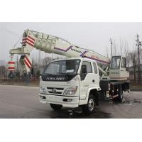Buy cheap Truck Crane Wolwa GNQY-C10 10 tons Automobile crane from wholesalers