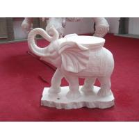 White marble sculpture White marble sculpture of JX-002