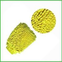 Buy cheap Microfiber Chenille Mitt from wholesalers