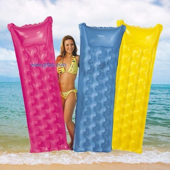 Wl Inflatable Mattress 05 Colorful Custom Inflatable Air