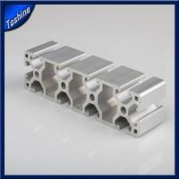 Buy cheap 40mm with 10mm T Slot aluminum t-slot frame 6000 series 40160 t slot aluminum from wholesalers