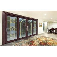 Buy cheap 1.6 Heavy Door-Red Sandalwood-Four Panel Door-LMD002LMD003 from wholesalers