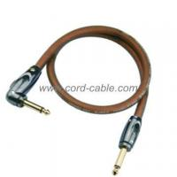 Buy cheap DML Series Professional Instrument Guitar Cable Jack 90  to Jack from wholesalers