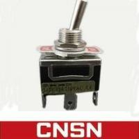 Buy cheap toggle switch 1121 15A 250V ON ON 3 way tab terminal product