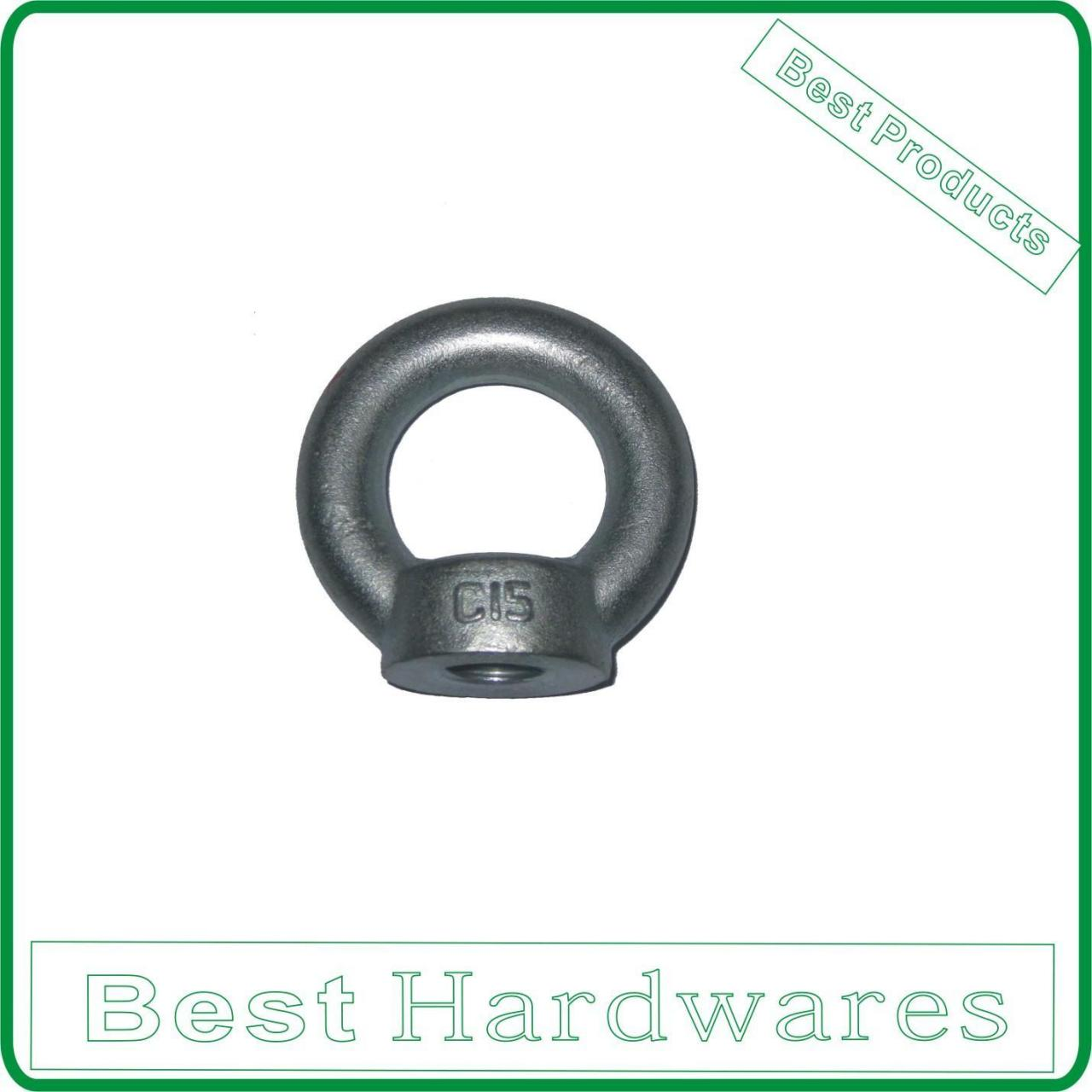 Buy cheap EYEBOLT, EYE NUT AND RING DIN 582 EYE NUT from wholesalers