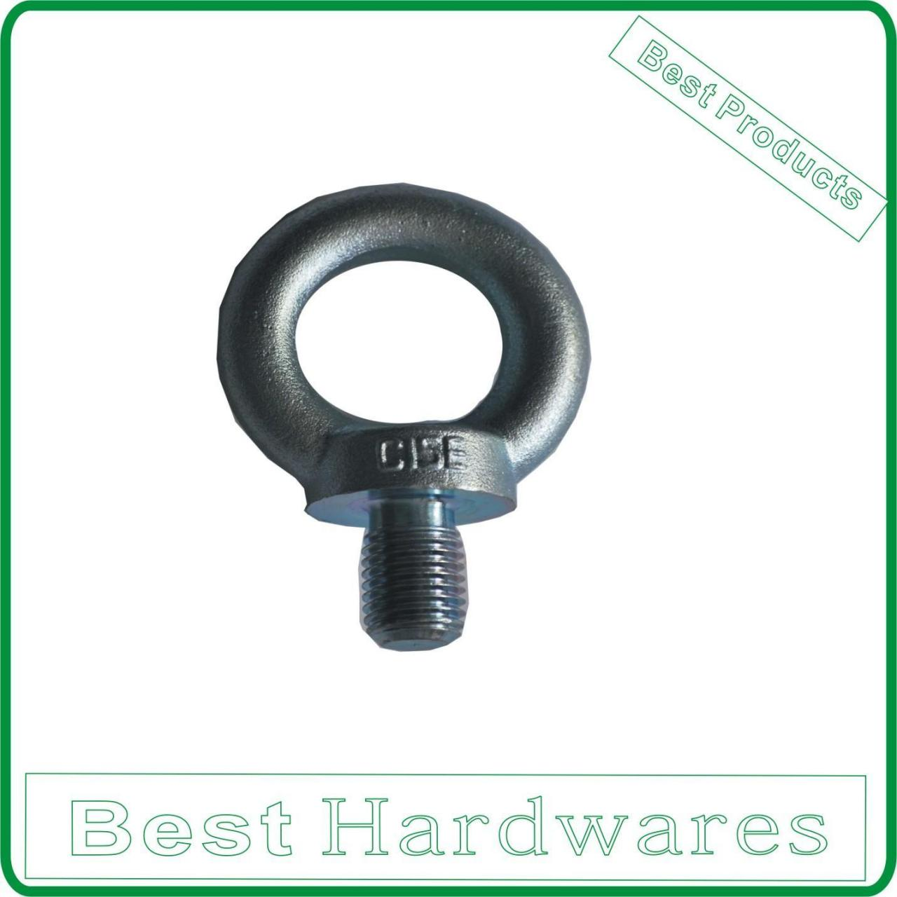 Buy cheap EYEBOLT, EYE NUT AND RING DIN 580 EYE BOLT RING from wholesalers