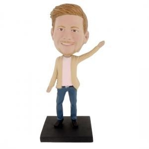 Buy cheap Polyresin bobblehead dolls from wholesalers