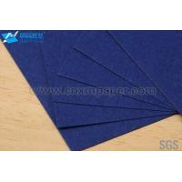 Buy cheap blue paper manila paper board/navy blue paperboard from wholesalers
