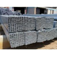 Buy cheap RHS Galvanised From Welding Pipe Factory from wholesalers