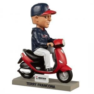 Buy cheap customized bobbleheads francona scooter bobblehead from wholesalers
