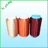 Buy cheap colored polyester yarn 60D/3F product