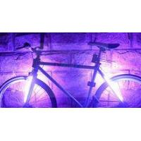 Buy cheap silicone NEW bicycle light, safety bicycle wheel led lamp, falsh bicycle led from wholesalers