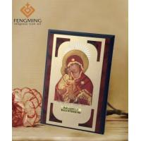 Buy cheap Virgin Mary with Christ Jesus Religious Icons Framed from wholesalers