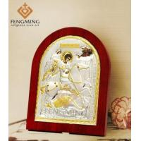 Buy cheap Greek Orthodox religious art saint George Greek Orthodox religious icon from wholesalers