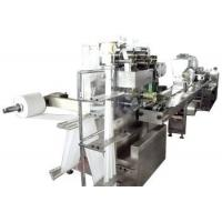 Buy cheap Chopsticks+wet wipe packaging machinery from wholesalers