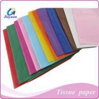 Buy cheap Printing Tissue Paper for Gift/Gift Packaging Tissue Paper from wholesalers