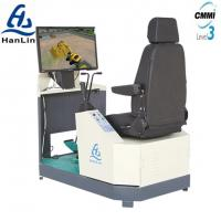 Buy cheap Earthmoving Excavator Operator Training Simulator from wholesalers