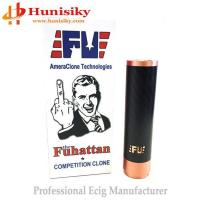 Buy cheap 2014 hottest electronic cigarette fuhattan mod 18650 fuhattan mod/copper from wholesalers