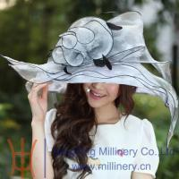 Buy cheap Party Organza Hat SM-0051 from wholesalers