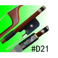 Buy cheap Highest Quality Brazilwood Double Bass Bow French Style from wholesalers