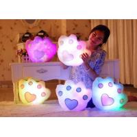 Buy cheap Xiong Yeguang easily pillow fluorescent colors cute plush toys creative birthday gift from wholesalers