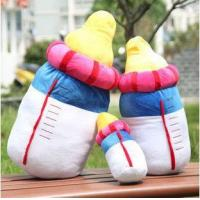 Buy cheap Bottle pillow pillow plush toy doll creative children's birthday gift dolls from wholesalers