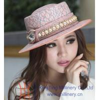 Buy cheap Fabric blocked hat DX-0036 from wholesalers