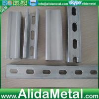 China slotted steel channel for Framing Systems on sale